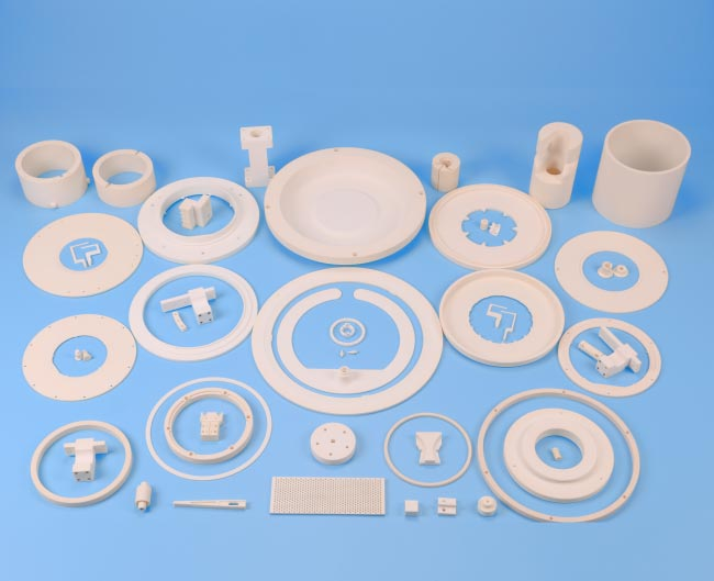 Semiconductor Ceramic Parts
